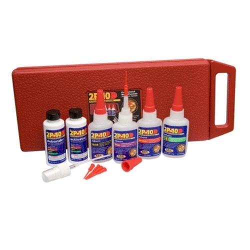Fastcap 2P-10 KIT Viscosity Glue 2.25 Oz
