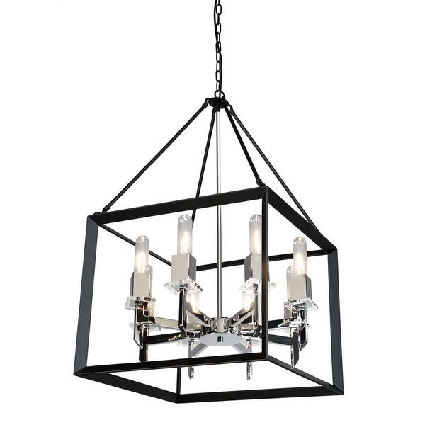 "Artcraft Lighting AC10069 Vineyard 8-Light 20"" Wide Chandelier - n/a"