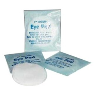 North Safety 068-241010A Sterile Eye Pad
