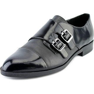 Marc Fisher Fawna Women Cap Toe Leather Oxford