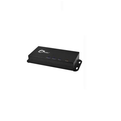 Siig Accessory Ce-H22b12-S1 4Kx2k Hdmi 2Port Splitter With 3D Supported Electronics