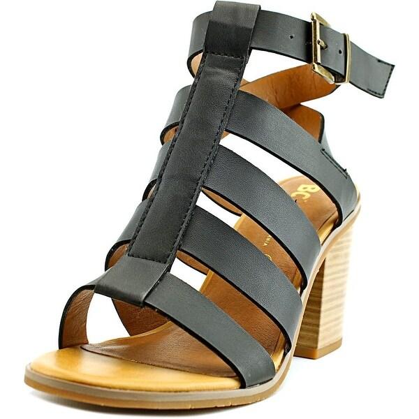 BC Footwear Munchkin Women Black Sandals