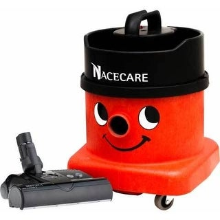 NaceCare NVH380 Canister Vacuum Cleaner Canister Vacuum Cleaner