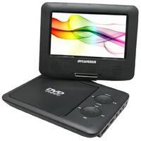 """SYLVANIA CURSDVD7027BKB Sylvania SDVD7027-C 7-Inch Portable DVD Player"""