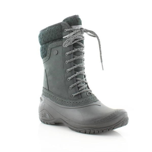 North Face Shellista Women's Boots Black/Plum Kitten Grey