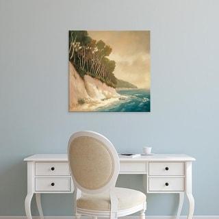 Easy Art Prints Graham Reynolds's 'High Tide II' Premium Canvas Art