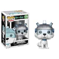 Rick and Morty POP Vinyl Figure: Snowball - multi
