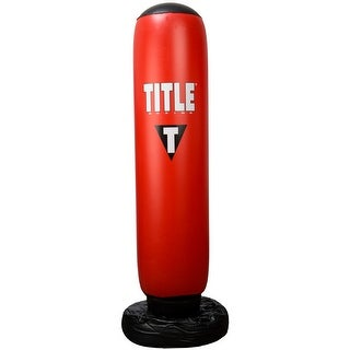 Title Boxing Inflatable Punching Bag