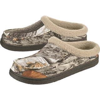 Legendary Whitetails Men's God's Country Camo Baseline Clog - god's country late season camo