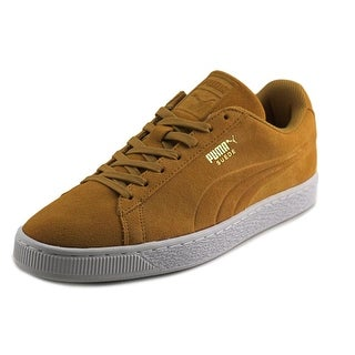 Puma Suede Classic Debossed Q3 Leather Fashion Sneakers