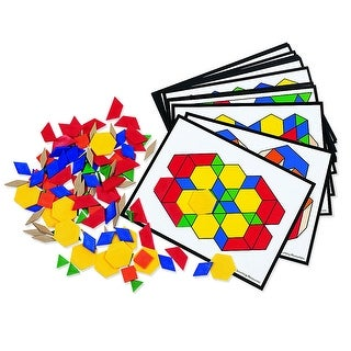 Pattern Block Activity Pk 124