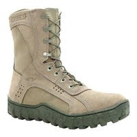 "Rocky Men's S2V 8"" Protective Steel Toe 6108"" Boot Sage Green"
