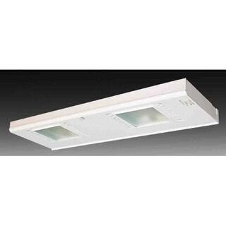 """Volume Lighting V6072 2 Light 16"""" Width Xenon Under Cabinet Light"""