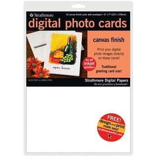 Strathmore - Digital Photo Cards - Matte