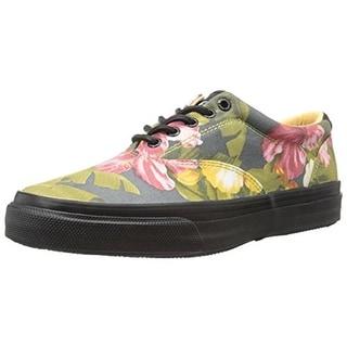Sperry Mens Cvo Hawaii Canvas Floral Print Fashion Sneakers - 11.5 medium (d)