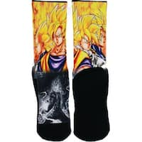 Rufnek Super Saiyan Men's Socks