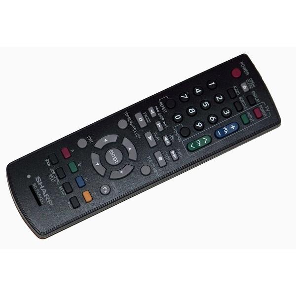 OEM Sharp Remote Control: BDHP210U, BD-HP210U, BDHP22U, BD-HP22U