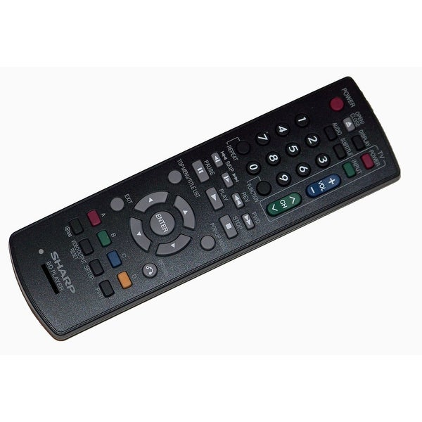 OEM Sharp Remote Control: BDHP24U, BD-HP24U, BDHP52U, BD-HP52U