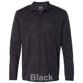 adidas - ClimaLite Long Sleeve Polo