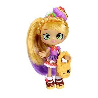 "Shopkins Shoppies 6"" Doll: Pam Cake"