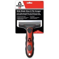 American Safety Razor 65-0002 Wide Blade Scraper With Blade, 4""