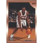 Bonzi Wells Portland Trailblazers 1999 Topps Autographed Card This item comes with a certificate of authenticity from