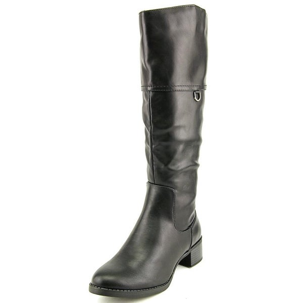 Easy Street Scotsdale Women  Round Toe Synthetic  Knee High Boot