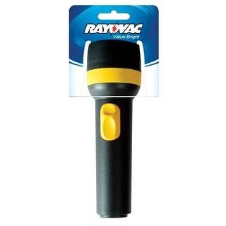 Rayovac BEK2D-A Incandescent Flashlight, 9 Lumens
