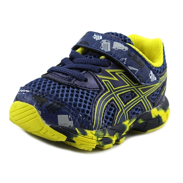 Asics Turbo Ts Round Toe Synthetic Sneakers