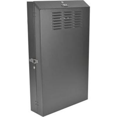 "Tripp Lite 6U Vertical Wall-Mount Rack Enclosure Cabinet, Low-Profile, Server Depth, 36"" Deep (Srwf6u36)"