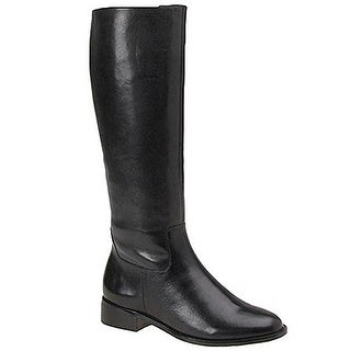 "Walking Cradles Womens Elite Mate 14"" Leather Closed Toe Ankle Fashion Boots"