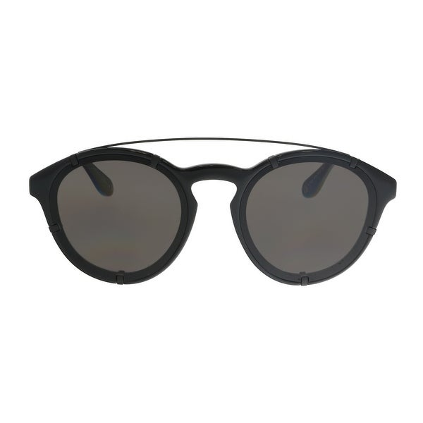 9599462408d Shop Givenchy GV 7088 S 807 Black Round Sunglasses - 54-19-150 ...