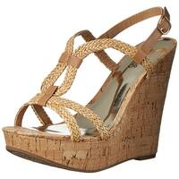 Carlos by Carlos Santana Womens Barby Open Toe Casual Platform Sandals
