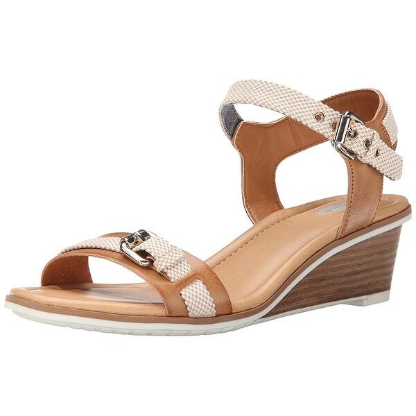Dr. Scholl's Womens Glendale Open Toe Casual Platform Sandals