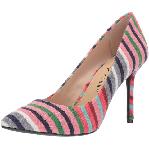 Katy Perry Womens The Sissy Pointed Toe Classic Pumps