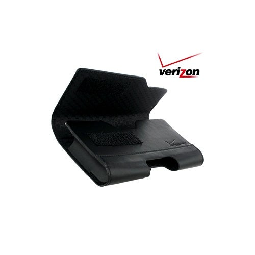 Verizon Horizontal Carrying Case/Pouch for Motorola a855, Droid 2 - Black