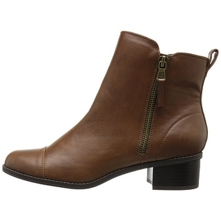 Chaps Womens PAGE Round Toe Ankle Fashion Boots