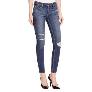 Paige Womens Verdugo Slim Jeans Fitted Verdugo Ankle