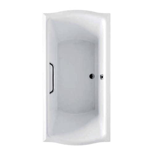 Shop Toto Aby781nn Clayton 60 Acrylic Soaking Bathtub For Drop In
