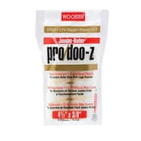 """Wooster RR302-4 1/2 Pro Doo-Z Roller Cover, 4-1/2"""" x 3/8"""""""
