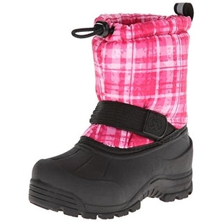 Northside Girls Frosty Snow Boots Pattern