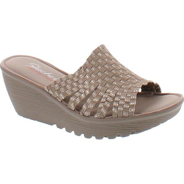 Skechers Cali Women's Parallel Wedge Sandal