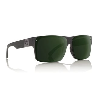 Dragon Alliance Hyde Gunmetal Marble Frame with Green G15 Lens Sunglasses