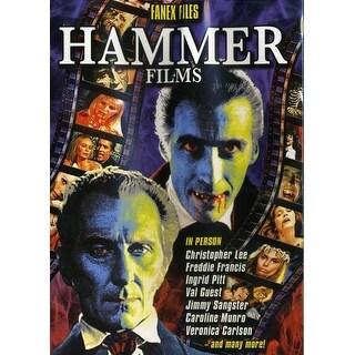 Fanex Files-Hammer Films [DVD]