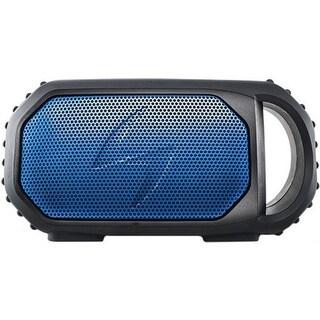 ECOXGEAR ECOSTONE GDI-EGST702 Speaker System - Wireless Speaker(s) - Portable - Battery Rechargeable-REFURBISHED