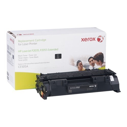 Xerox Extended Yield Toner Cartridge - Black Toner Cartridge