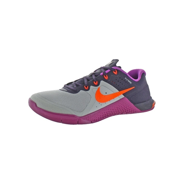 Nike Womens Metcon 2 Running, Cross Training Shoes Flywire Sticky Rubber - 6 medium (b,m)