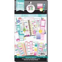 Productivity Fill-In; 540/Pkg - Happy Planner Sticker Value Pack