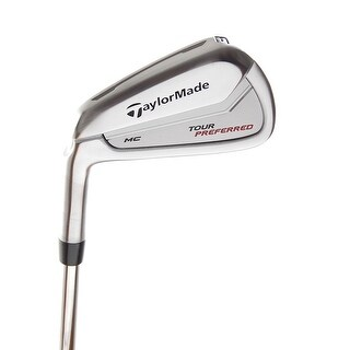 New TaylorMade Tour Preferred MC 3-Iron DG Pro R300 R-Flex Steel LEFT HANDED