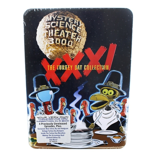Mystery Science Theater 3000: The Turkey Day DVD Collection - multi